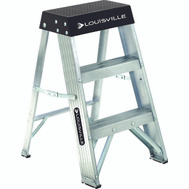 Louisville Ladder AS3002 2 Foot Aluminum Type 1A Step Ladder