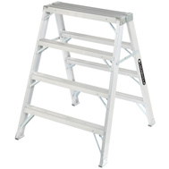 Louisville Ladder L-2032-04 Sawhorse Type Ia 4Ft