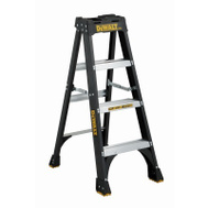 Louisville Ladder DXL3010-04 DeWalt Ladder Step Fbrgls Type1a 4Ft