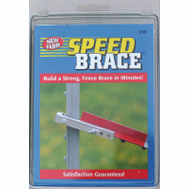 New Farm Products SB Connectors T-Post Brace Speed (Box Of 4)