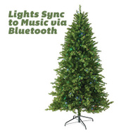 National Tree TPES3-D07T-75M 7.5 Foot N Spruce Art Tree