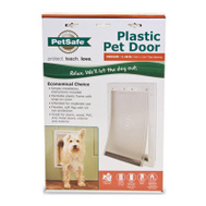 Pet Safe PPA00-10959 Door Pet White Med