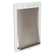 Pet Safe PPA00-10960 Door Pet White Large