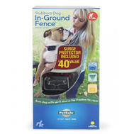 Pet Safe HIG11-11052 In Ground Electric Fence Kit For Stubborn Dogs