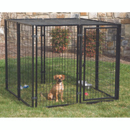 Pet Safe RSHBK11-11799 Kennel Dog Cottageview