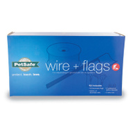 Pet Safe PIG00-13769 Wire And Flag Kit