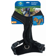 Pet Safe ESPH-M-BLK MED BLK Dogspor Harness
