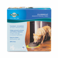 Pet Safe PWW00-15683 80 Ounce Curr Pet Fountain