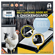Chicken Guardian ASTILDK PRM Chicken Coop DR Kit