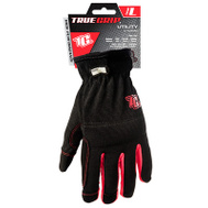 Big Time Products 9083-23 Hi Performance Synthetic Leather Palm Gloves Large