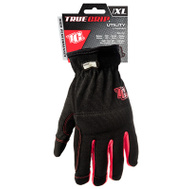 Big Time Products 9084-23 Hi Performance Synthetic Leather Palm Gloves Extra-Large