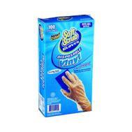 Big Time Products 11200-16 Disposable Vinyl Gloves 100 Count