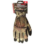 Big Time Products 9705-23 Camo Synthetic Leather Palm Padded Gloves Large