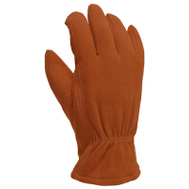 Big Time Products 8657-26 True Grip Suede Deerskin Thinsulate Gloves Large