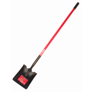 Bully Tools 62525 Shovel Sq Pnt L Hndl Open Back