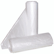 Aluf Plastics HCR-404816C 45 Gallon Commercial Can Liners Hi Lene - High Density