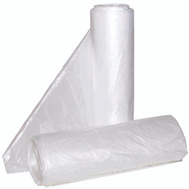 Aluf Plastics HCR-242406C 7 To 10 Gallon Commercial Can Liners Hi-Lene 6 Micron High Density Box Of 1000