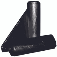 Aluf Plastics RCT-30 20 To 30 Gallon Commercial Can Liners - T-Tough Roll Pack - Low Density