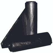 Aluf Plastics RCT-30X 20 To 30 Gallon Commercial Can Liners - T-Tough Roll Pack - Low Density