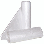 Aluf Plastics HCR-303710C 20 To 30 Gallon Commercial Can Liners Hi Lene - High Density