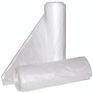 Aluf Plastics HCR-366017C 50 To 55 Gallon Commercial Can Liners Hi Lene - High Density