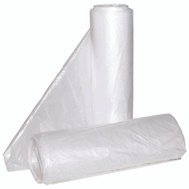 Aluf Plastics HCR-404814C 45 Gallon Commercial Can Liners Hi Lene - High Density