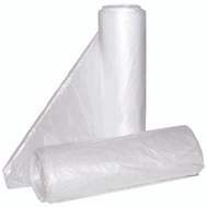 Aluf Plastics HCR-434816C 56 Gallon Commercial Can Liners Hi Lene - High Density
