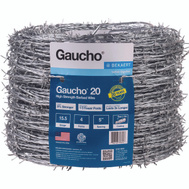 Bekaert 118293 Gaucho 15 1/2 Gauge 4 Point Barb Wire
