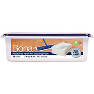 Bona Kemi AX0003506 Pad Cleaning Wet Hardwood