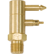 Unified Marine 50052282 1/4 Inch John Fuel Connector
