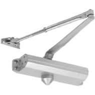 Tell DC100022 Size 4 Commercial Grade Aluminum Door Closer