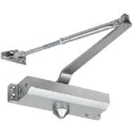 Tell DC100137 Size 3 Aluminum Commercial Door Closer