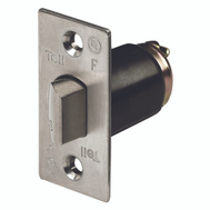 Tell CL100185 Commercial Stainless Steel 2-3/8 Inch Latch Bolt