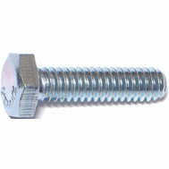 Midwest Fastener 00005 1/4 By 1 Inch Hex Bolt Cap Screws