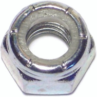 Midwest Fastener 03650 5/16 Inch Nylon Lock Nuts