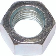 Midwest Fastener 03673 7/16 Inch Hex Nuts