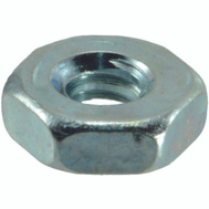Midwest Fastener 03748 #6 32 Hex Machine Nuts