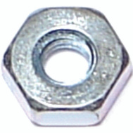 Midwest Fastener 03749 #8 32 Hex Machine Nuts