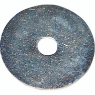 Midwest Fastener 03936 1/2 By 2 Inch Fender Washers