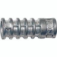 Midwest Fastener 04185 1/4 Inch Long Lag Shields