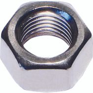 Midwest Fastener 05272 3/8 Inch Stainless Steel Machine Hex Nuts