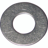 Midwest Fastener 50715 1/2 Inch Stainless Steel Flat Washers