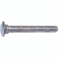 Midwest Fastener 05509 3/8 By 5 Inch Galvanized Carriage Screws