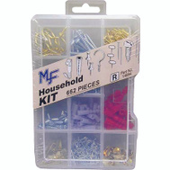 Midwest Fastener 14994 Household Fastener Assortment