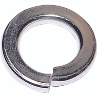 Midwest Fastener 50722 7/16 Inch Medium Split Lock Washers