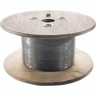 Ram Tail RT WR 3-100 Wire Rope 3mm 1x19 100ft Ss