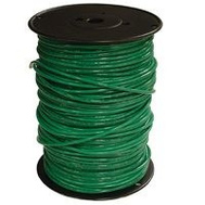 Southwire 4GRN-STRX500 4 Green Strx500 Thhn Single Wire