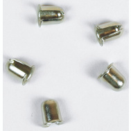 Jandorf 60360 Pull Chain Bell No 10 Nickel Plated 5 Pack