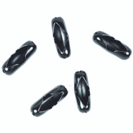 Jandorf 60370 Chain Connector Number 6 Black 5 Pack