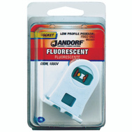 Jandorf 60491 Socket Fluorescent Fixed End